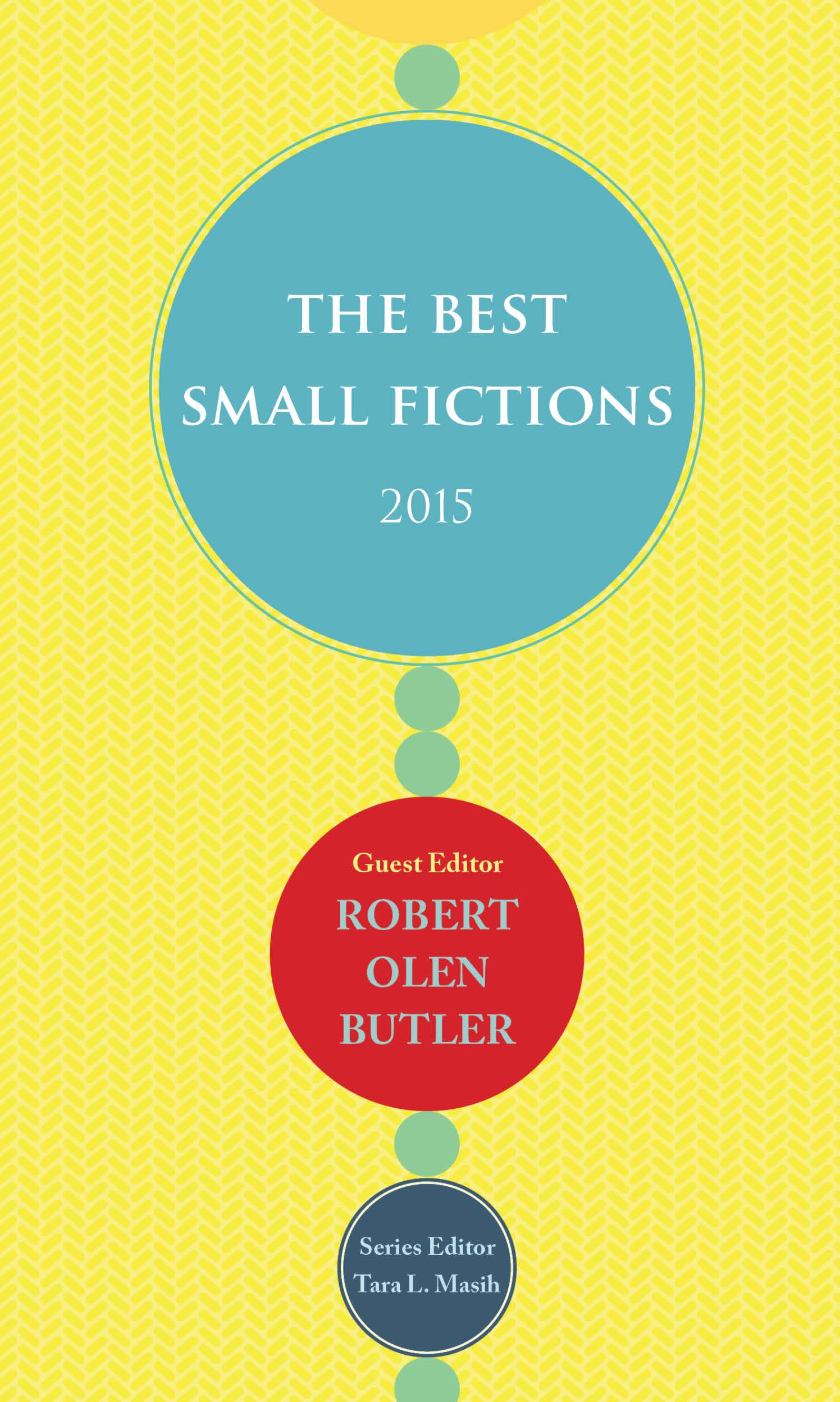 Necessary Fiction - The Best Small Fictions 2015